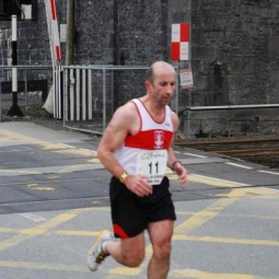 An image from the 2008 Fields of Athenry 10k.