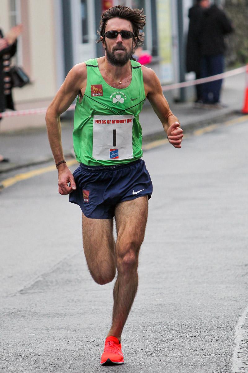 Mick Clohisey - 2017 Male Winner