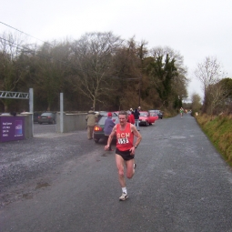 An image from the 2002 Fields of Athenry 10k.