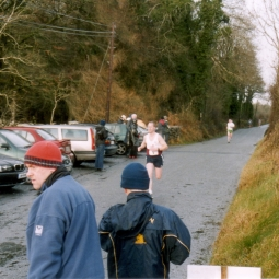 An image from the 2003 Fields of Athenry 10k.