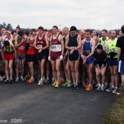An image from the 2005 Fields of Athenry 10k.
