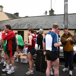 An image from the 2006 Fields of Athenry 10k.