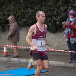 An image from the 2009 Fields of Athenry 10k.