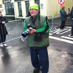 An image from the 2013 Fields of Athenry 10k.