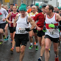 An image from the 2014 Fields of Athenry 10k.