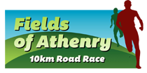 Fields of Athenry 10K Logo